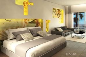 Junior Suite des Pure Salt Port Adriano