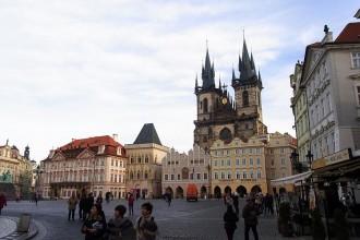Prag Prague Altstädter Ring