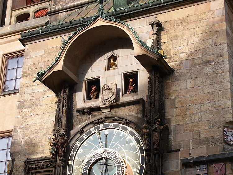 Prag Astronomische Uhr