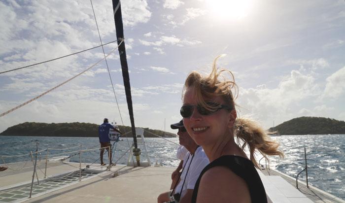 Tobago Cays Katamaran