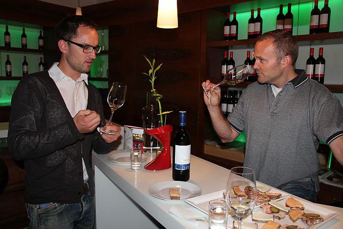 Wien Vienna Wein Rainer Christ Nikolaus Gräser