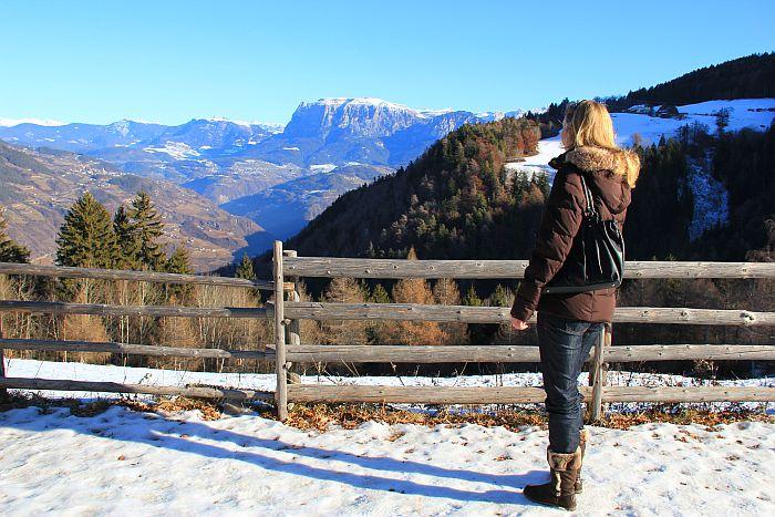 Bozen Bolzano Berge Kohlern