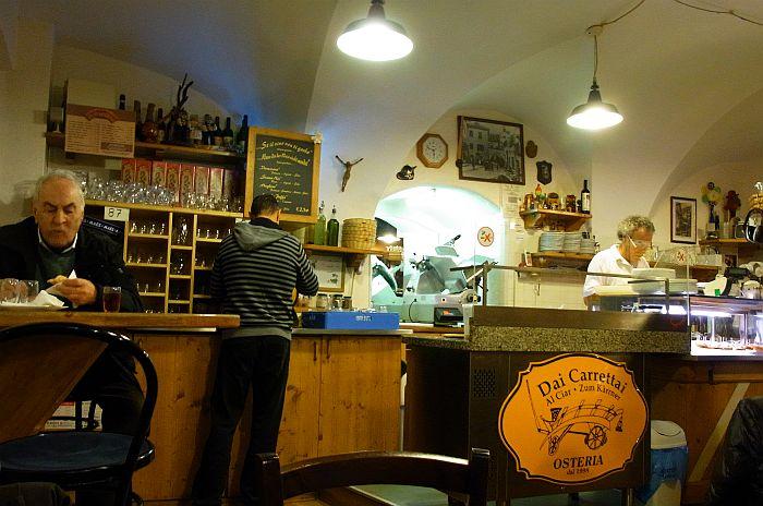 Bozen Bolzano Osteria