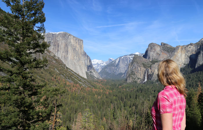 Yosemite Best view