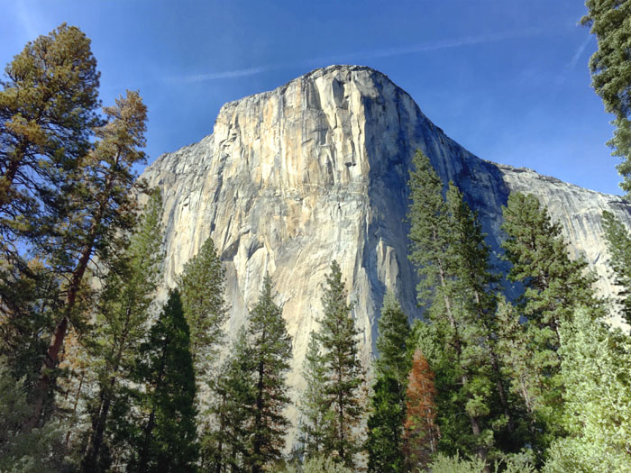 Klettersteig Yosemite : Ein tag im yosemite nationalpark just luxe travel