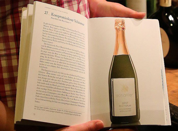 111 Weine Franken Buch Emons Verlag Egon Schäffer Weingut
