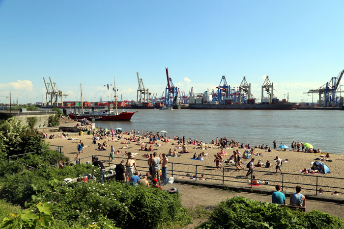 Hamburg Elbstrand