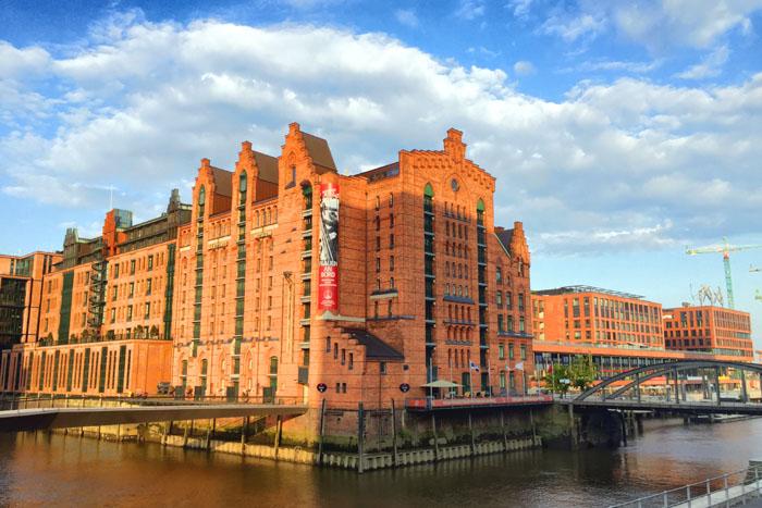 Hamburg Maritimes Museum in der Speicherstadt