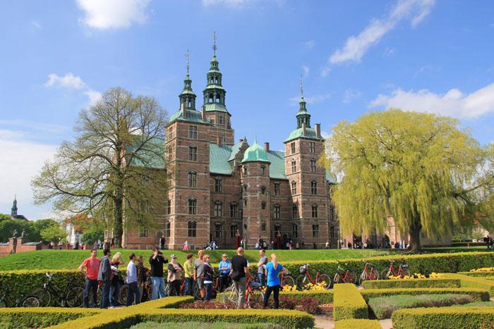 Kopenhagen-Schloss Rosenborg