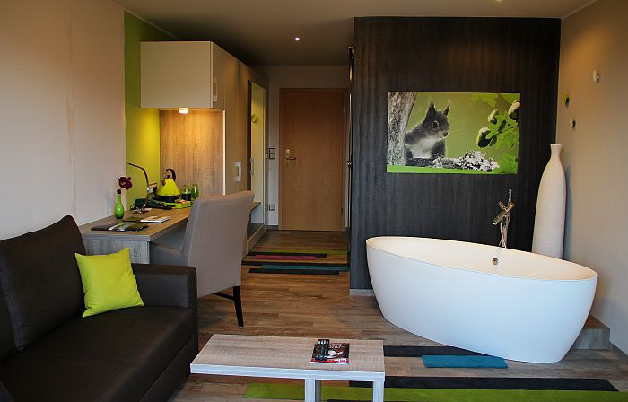 Hotel Freund Oberorke Wellness Appartement