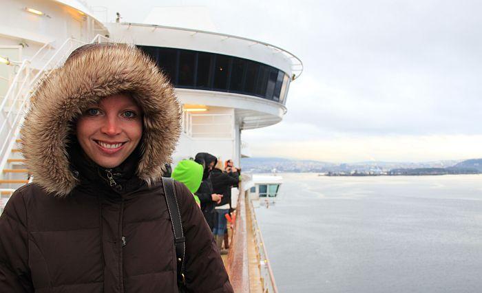 Color Line Kiel Oslo