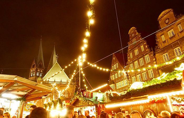 Bremer Weihnachtsmarkt © spaness.de