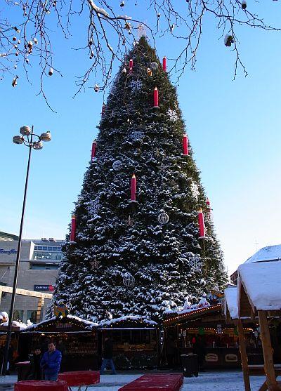 dortmunder Weihnachtsmarkt Kurzurlaub