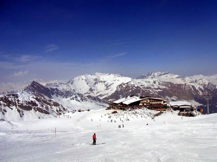 Skifahren im Frühjahr – Hier sind die Pisten noch geöffnet