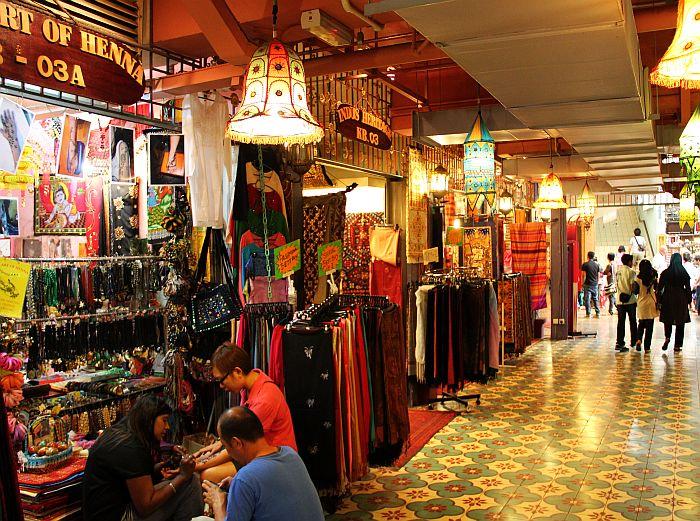 Kuala Lumpur Central Market TUI Mein Schiff Kreuzfahrt