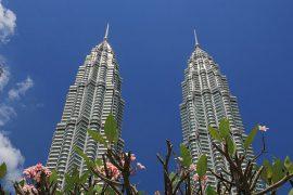 Kuala Lumpur Petronas Towers TUI Mein Schiff Kreuzfahrt