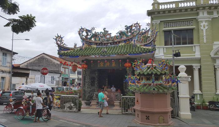 Penang-Tempel