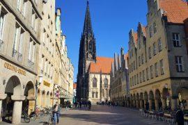 Münster Kurzurlaub Prinzipalmarkt