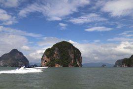 Phuket-Speedboattour