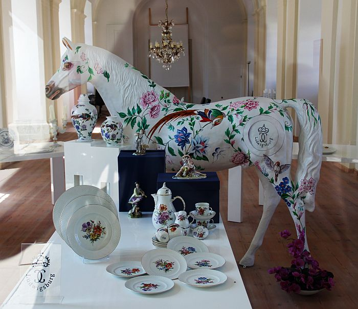 Porzellanmanufaktur Schloss Ludwigsburg