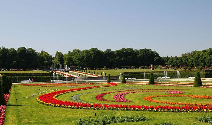 Garten Schloss Ludwigsburg