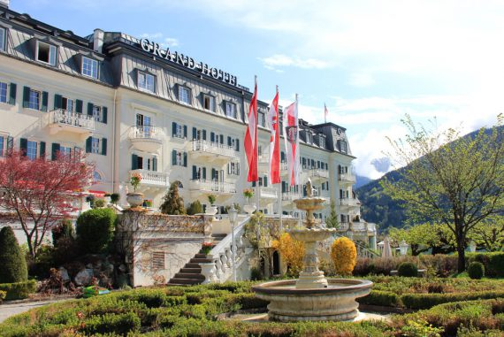 Grand Hotel Zell am See Beitragsbild