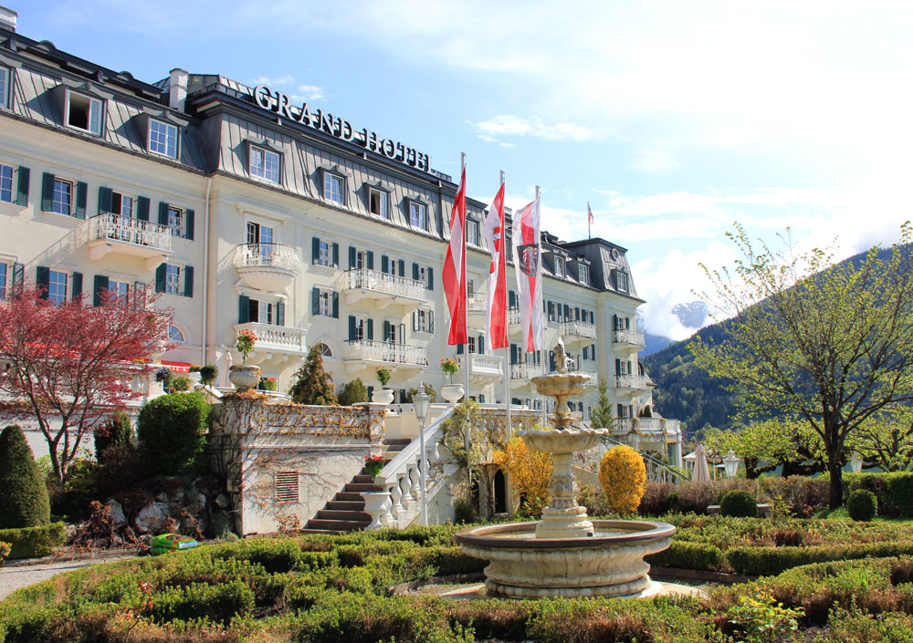 Grand Hotel Zell Am See Geschichte