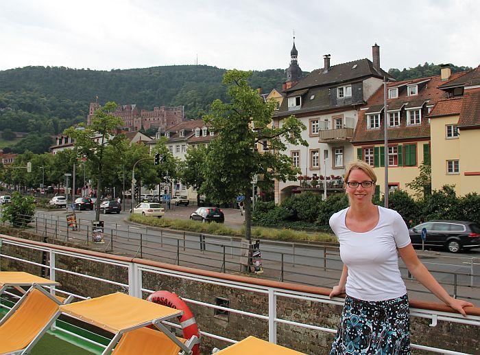 Kurzurlaub Flusskreuzfahrt Kreuzfahrt MS Casanova Nicko Cruises Heidelberg