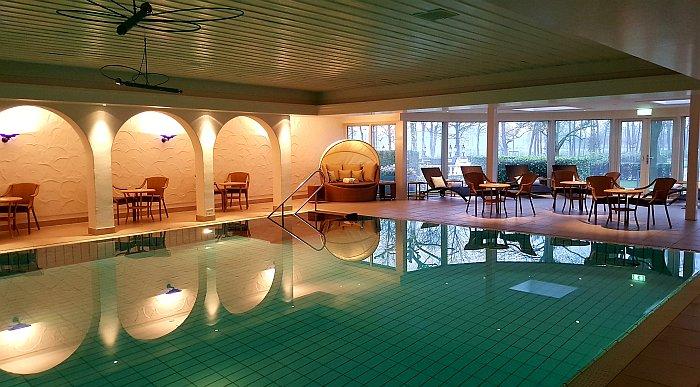 Parkhotel de Wiemsel Großer Indoor Pool