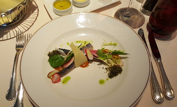 Parkhotel de Wiemsel Gesundes Dinner Restaurant de Wanne