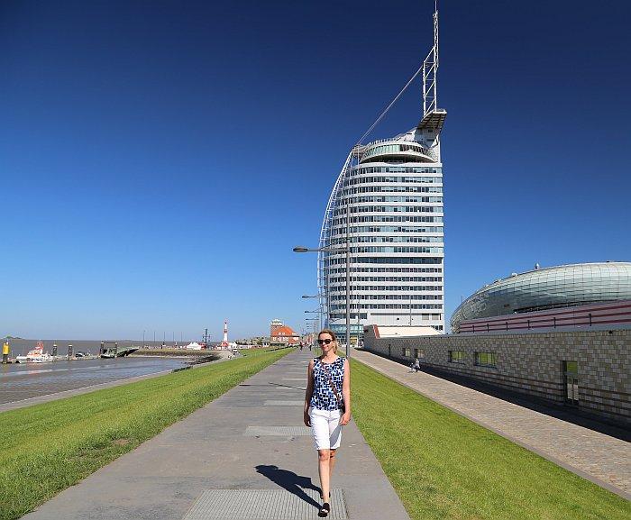 Bremerhaven Havenwelten Sail City
