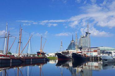 05 Bremerhaven Havenwelten mit Klimahaus und U-Boot Museum