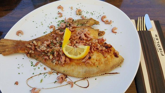 Bremerhaven Schaufenster Fischereihafen Restaurant Fiedler - Scholle