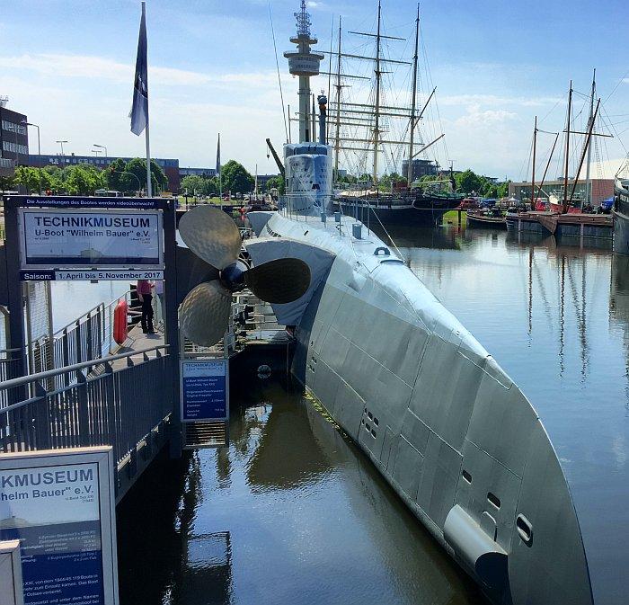 Bremerhaven Technikmuseum Uboot