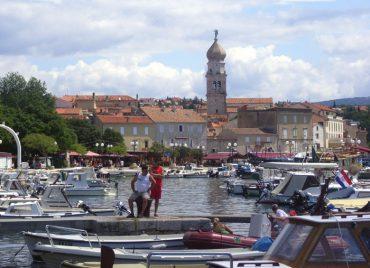 Krk Hafen 2