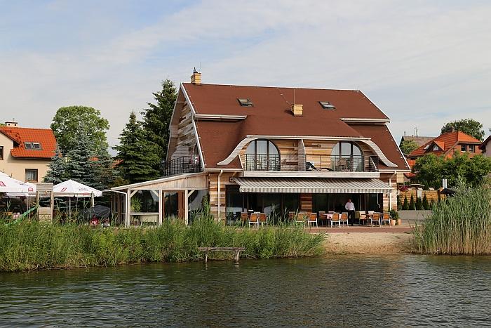 Olsztyn U Jacka Hotel Restaurant Polen Ermland Masuren See