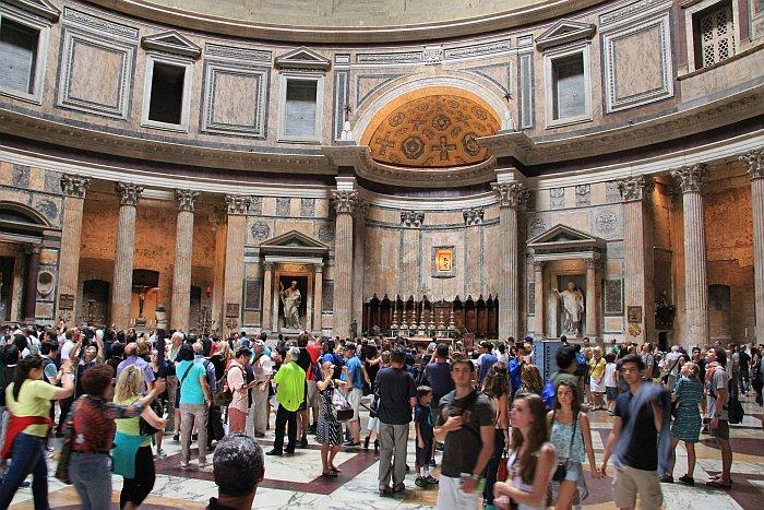 Rom Pantheon innen