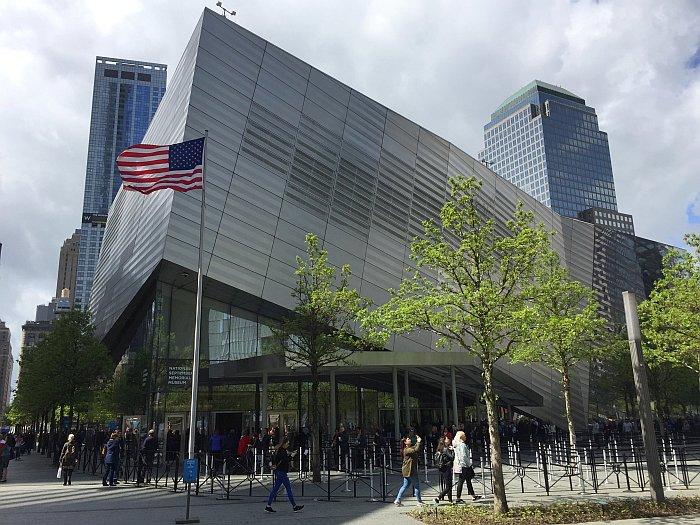 9-11-Museum Memorial New York