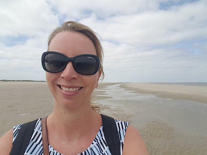 Borkum Insel Strand