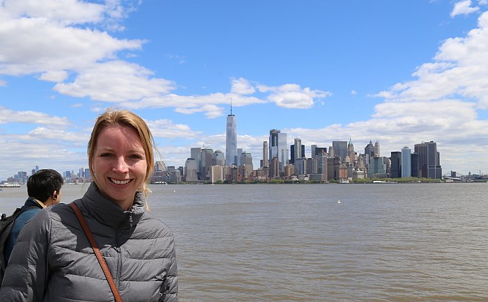 New York Ellis Island Liberty Island Freiheitsstatue