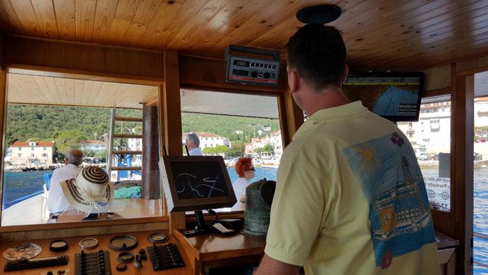 Tornado Blue - Kroatien - Entspannen an Bord