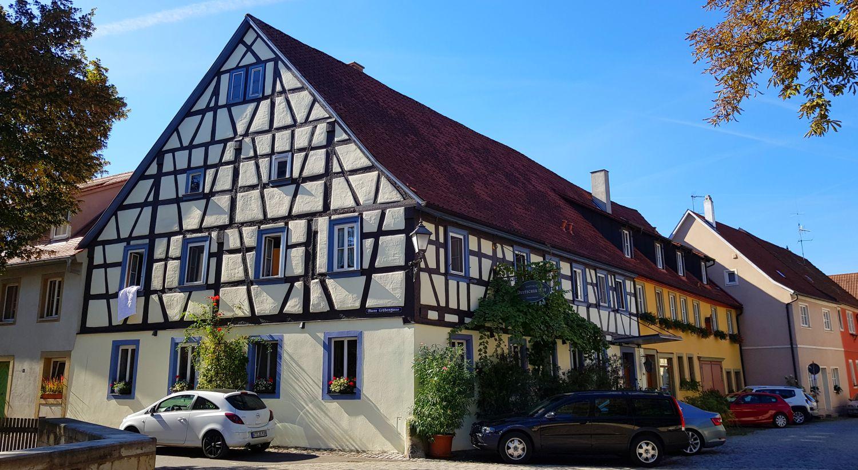 Iphofen Deutscher Hof Kurzurlaub Wein Franken