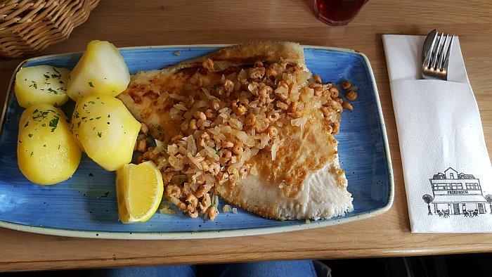 Norderney Thalasso Fisch Friedrich REstaurant