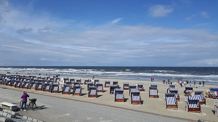 Norderney Thalasso Nordstrand Wattenmeer Strand Meer
