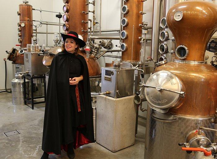 Mostviertel Niederösterreich Birne Mostelleria Destillerie Farthofer Doris
