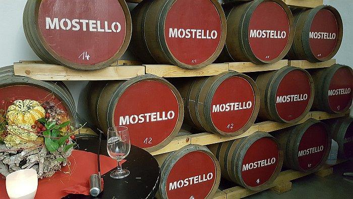 Mostviertel Niederösterreich Birne Mostelleria Destillerie Farthofer
