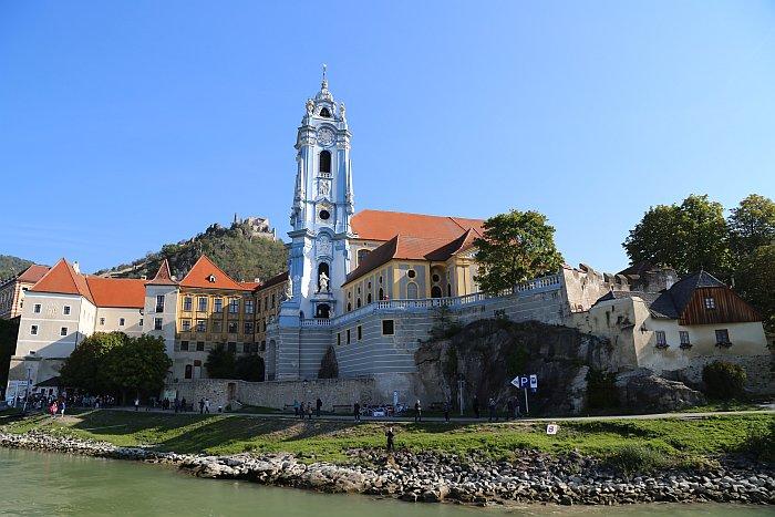 Niederösterreich Wachau Dürnstein Schifffahrt Donau