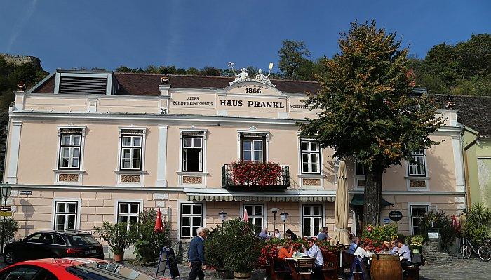 Niederösterreich Wachau Gasthaus Prankl