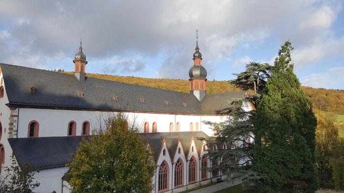 Rheingau Kloster Eberbach