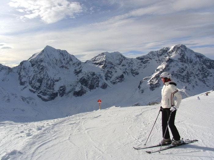 Skifahren Kurzurlaub